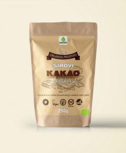 Organski sirovi kakao prah
