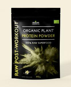 Raw organski protein (konopljin i bundevin)