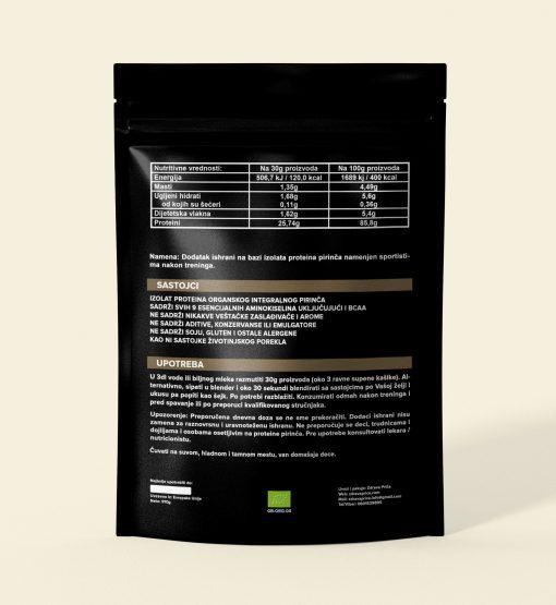 Pirinač protein_nutritivne