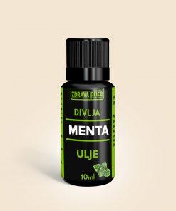 Eterično ulje mente