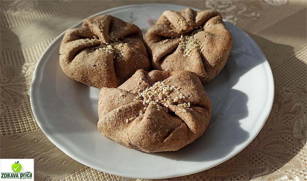 Krompiruša od integralnog brašna