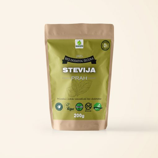 Stevija u prahu