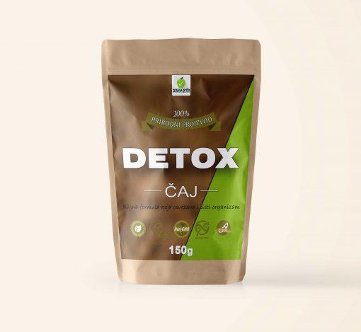 Čaj za detox