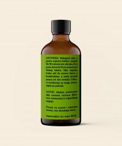 Ricinusovo ulje upotreba