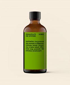 Vitamin E ulje napomena